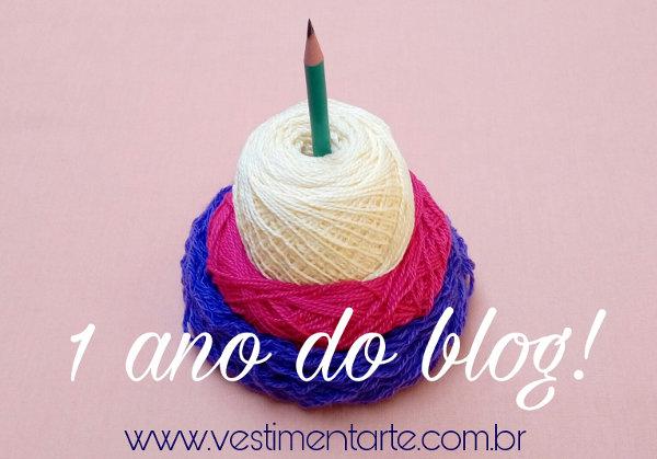 Aniversário de 1 ano do blog-balanço das principais conquistas