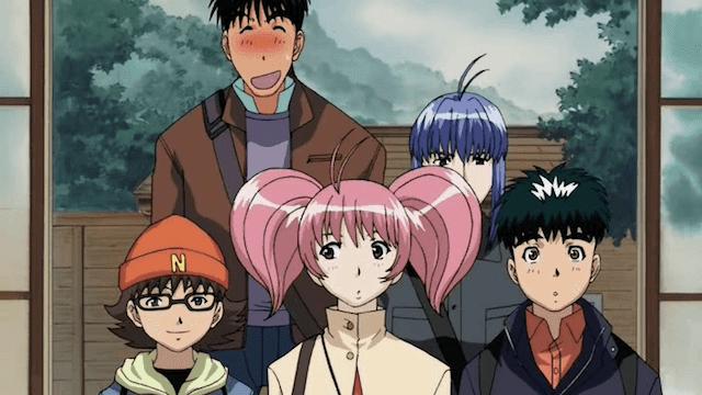 Kyuu membentuk kelompok detektif bersama empat temannya