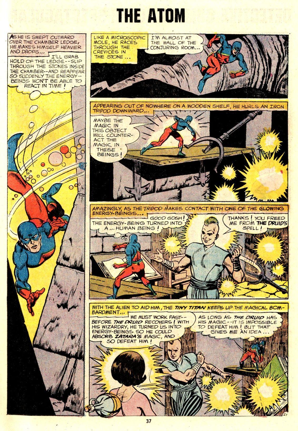 Detective Comics (1937) 438 Page 36