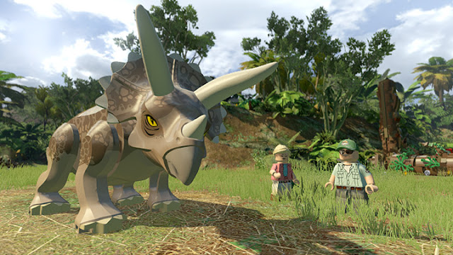 LEGO Jurassic World PC Free Download Screenshot 1