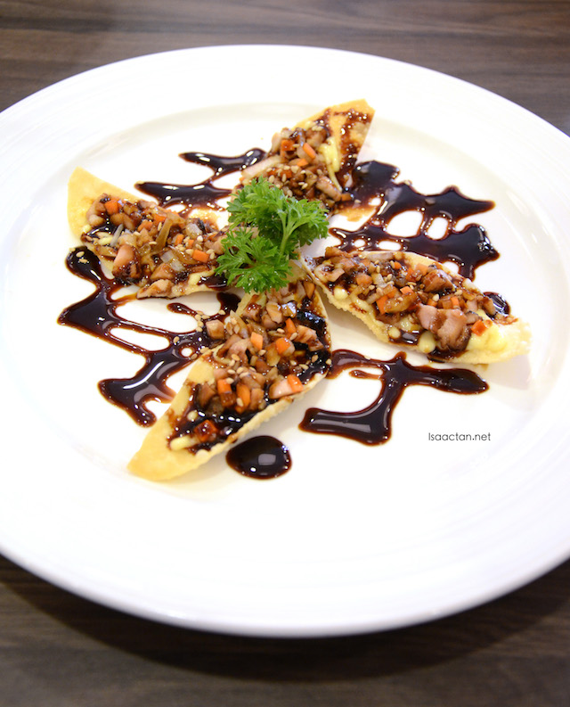 Chicken Teriyaki Mini Pizza - RM19.90