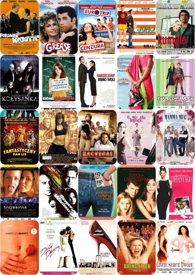 50 filmów, do których lubię wracać