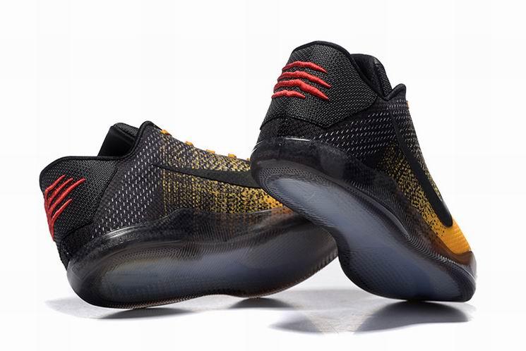 wholesale dealer 3c58b 84ab2 Buy Cheap Nike Kobe 11 Bruce Lee Yellow Black 2016 NBA Shoes Online