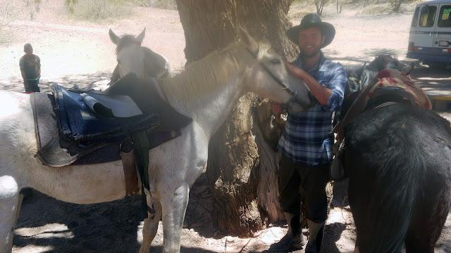 Tupiza Bolivia Horse Ride
