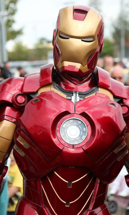 Welcome To Cosplay Iron Man Cosplay Iron Man Walking Rc