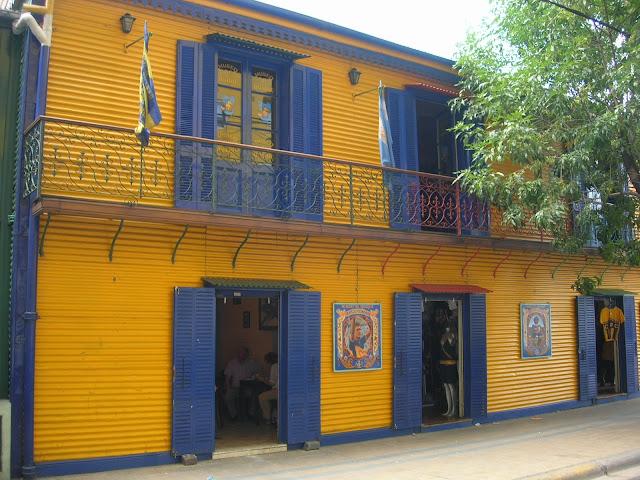 Onde se pode comprar material do Boca Juniors em La Boca, Buenos Aires