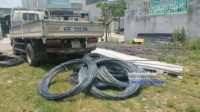 Nhà phân phối sắt thép xây dựng tại Đà Nẵng