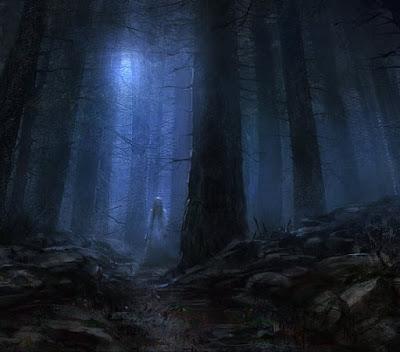 Ketika Hantu Menyebabkan Hujan Batu