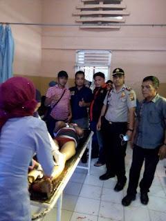 Polsek Tanjung Raja Ringkus Residivis Curanmor