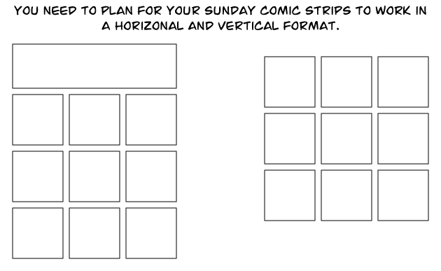 make your own comic strip template - just create april 2012