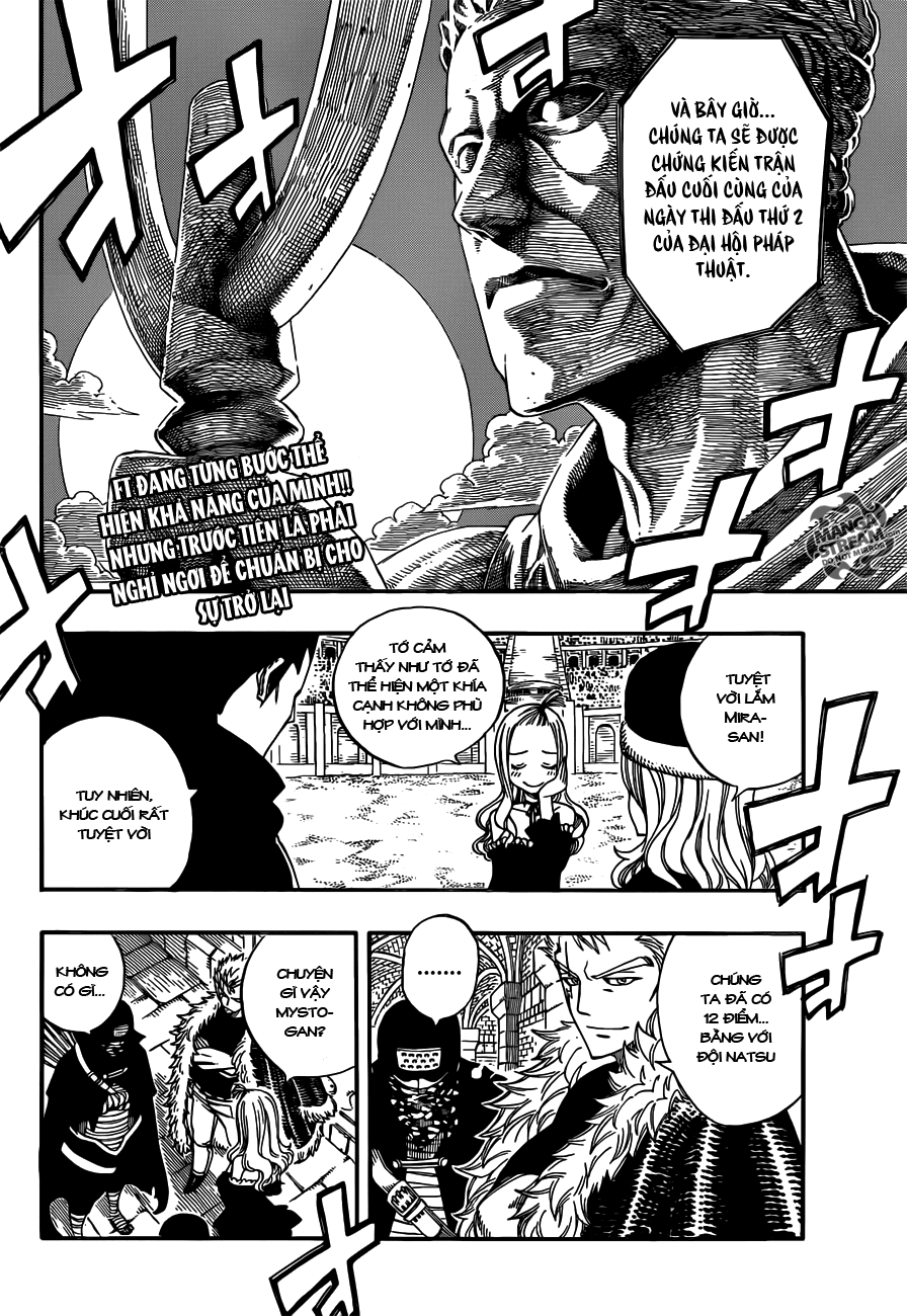 Fairy Tail chap 280 trang 2