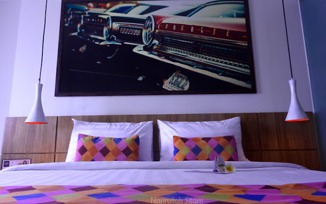 Kamar di Tjokro Style Hotel Yogyakarta