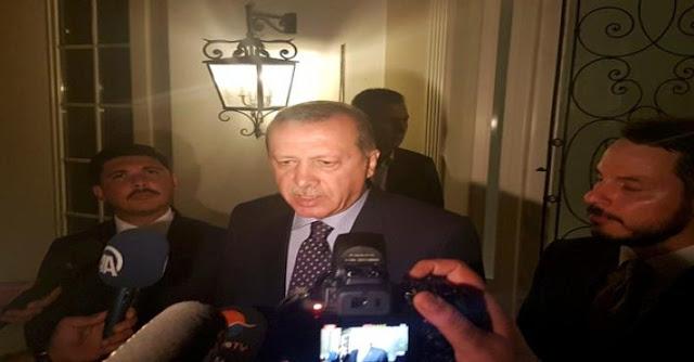 فشل محاولة الإنقلاب على اردوغان