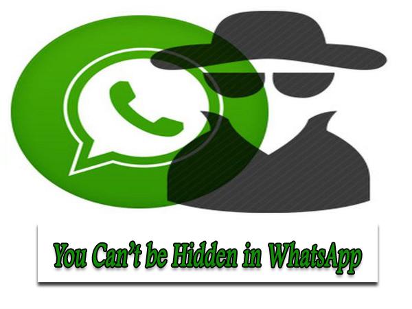 How to Spy on Someones Hidden Last Seen in WhatsApp