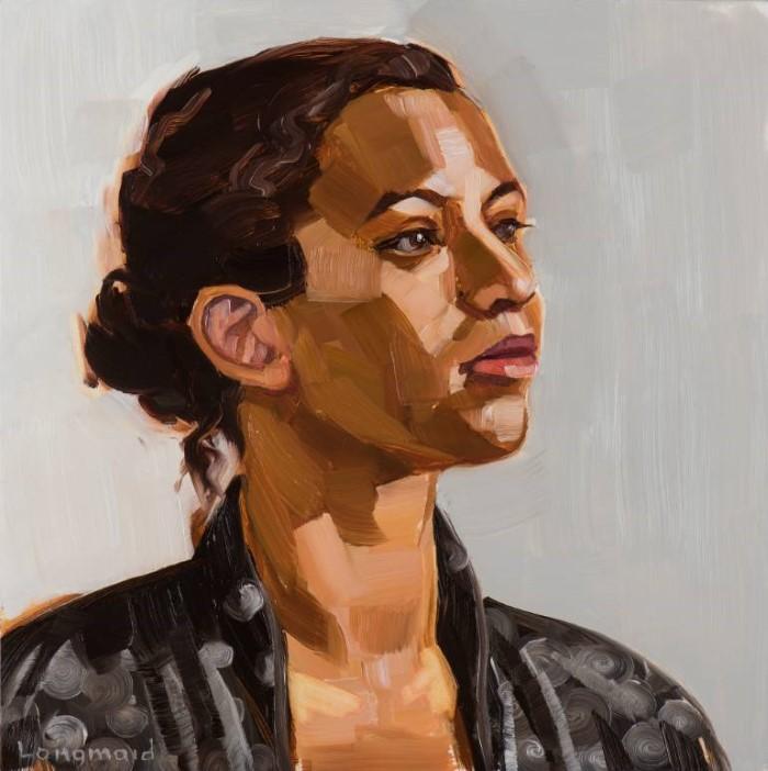 Американский художник. Kate Longmaid 31