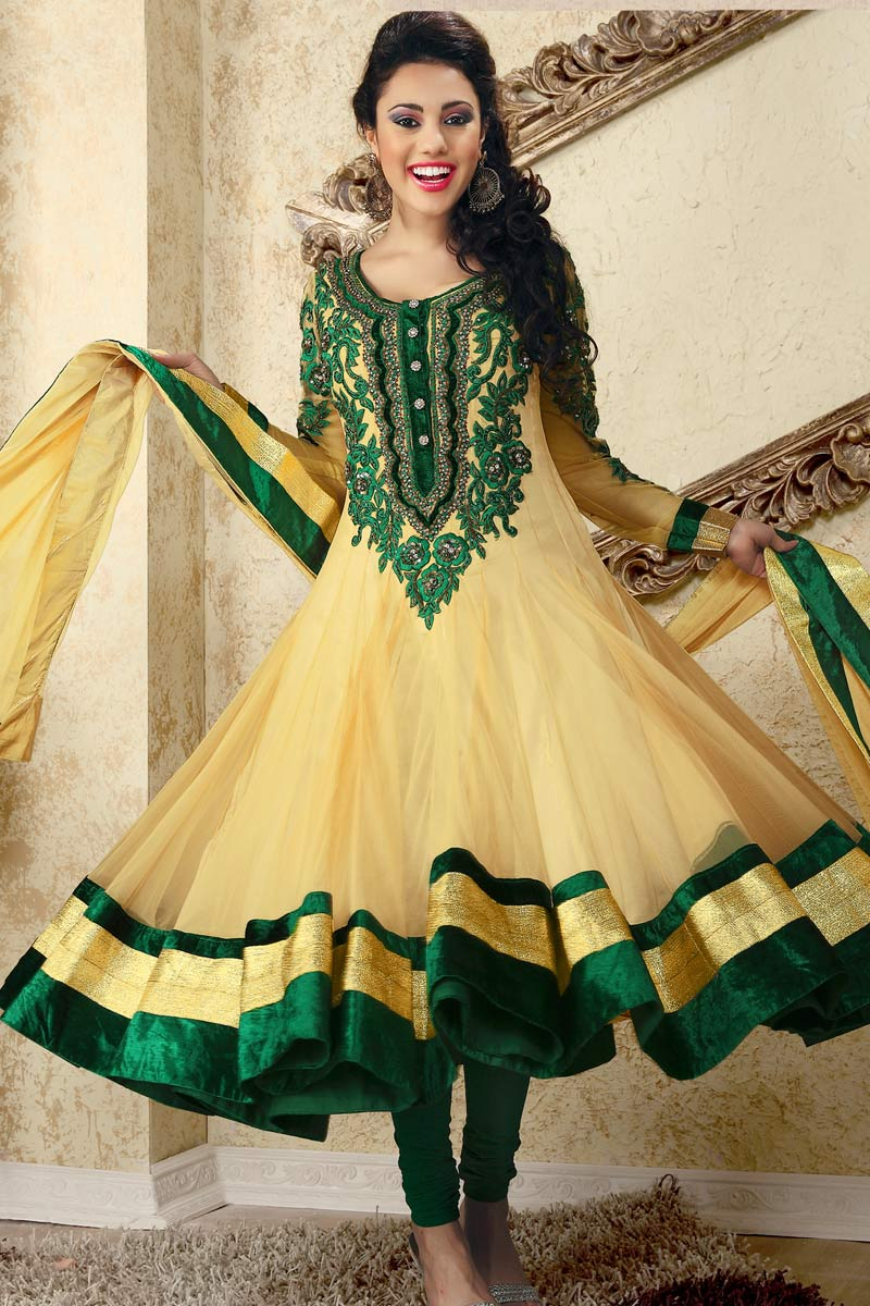 Buy Designer Anarkali Suits Online - Latest Fashion Today