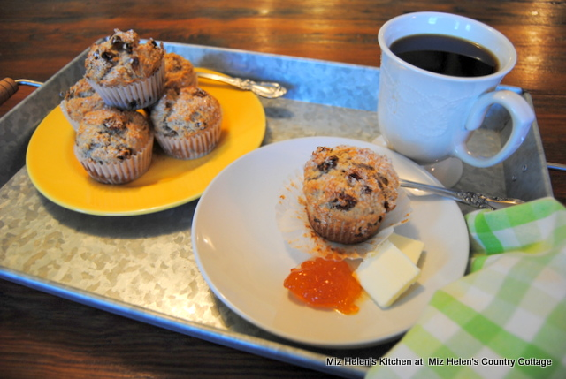 Irish Muffins at Miz Helen's Country Cottage