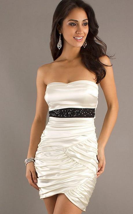 Vestidos Blancos cortos ¡11 propuestas maravillosas!