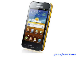 Cara Flashing Samsung Galaxy Beam GT-I8530 Via Odin