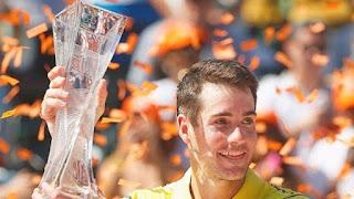 Isner upsets Zverev to win Miami Open
