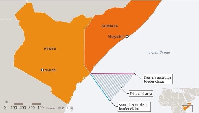The Real Reason Behind The Beef Between Kenya And Somalia