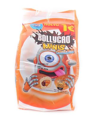 Bollycao Minis caramel & choc