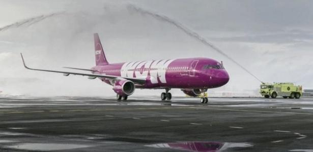 Empresa aérea terá avião rosa batizado de 'GAY' na rota para São Francisco