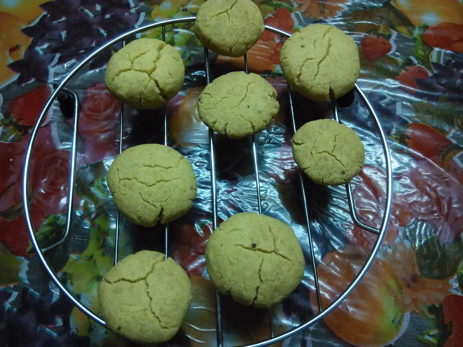 Here S The Second Nankhatai Recipe That Uses Baking Powder