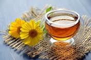 cukup minum tea,yang namanya stress bakalan hilang seketika