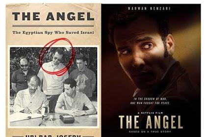 The Angel (2018), Kisah Nyata Ashraf Marwan, Menantu Presiden Nasser