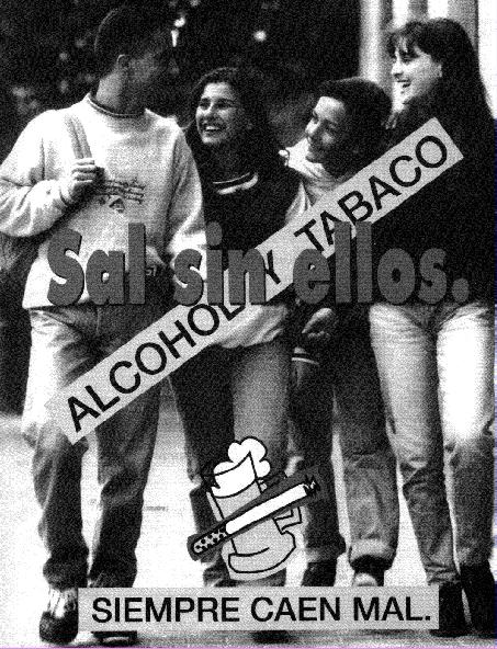 imagen alcohol y tabaco