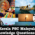 Kerala PSC - Download 100 Malayalam GK Questions and Answers