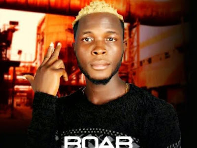 DOWNLOAD MP3: BOAB - Cure My Krazy (Prod by X-Nuel)