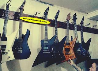 Tips Memilih dan Membeli Gitar Listrik Untuk Pemula