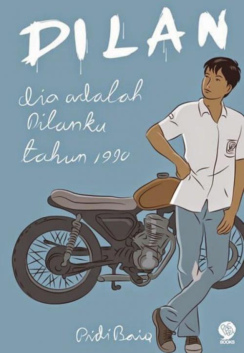 Identitas Novel Dilan 1990