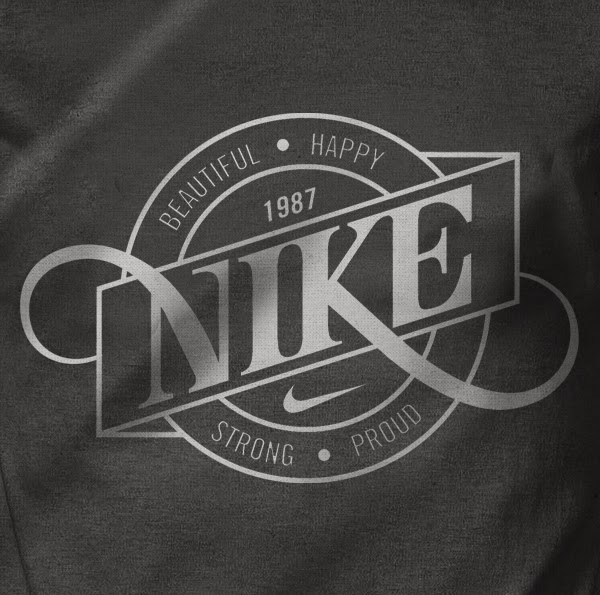 Mats Ottdal Typography - Nike Graphics 2012
