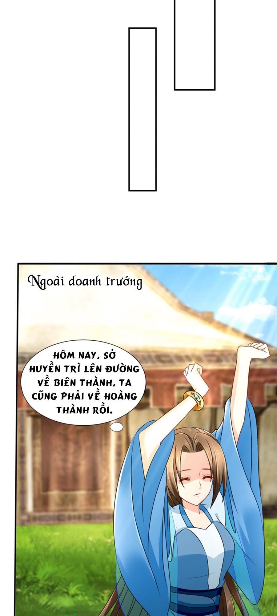 Kiêu Sủng Y Phi chap 193 - Trang 5