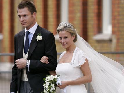 Królewskie Śluby: Lady Rose Windsor i George Gilman.