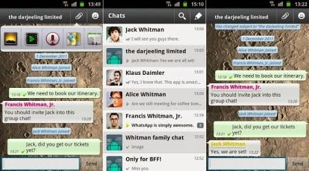WhatsApp Messenger Apk Terbaru