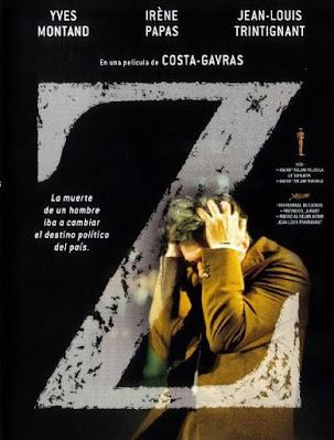 CostaGavrasZ - 1969 (Ταινία του Κώστα Γαβρά)