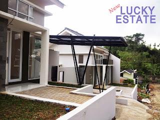 Rumah Perumahan New Lucky Estate Cicaheum Bandung