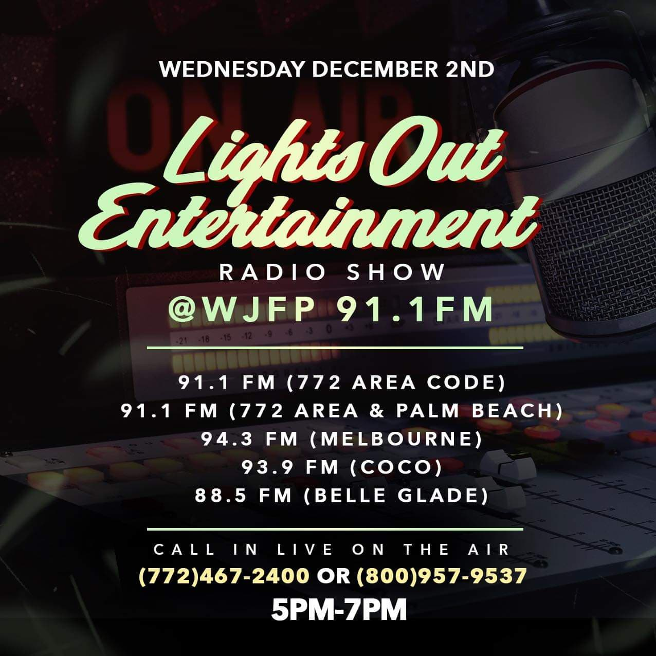 Lights Out Ent. Radio