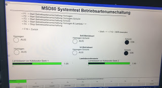 Diagnostico del Motor Parte 2 Sensor NOX