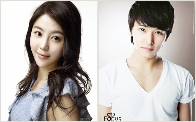 Sungmin dan kim sa eun hookup