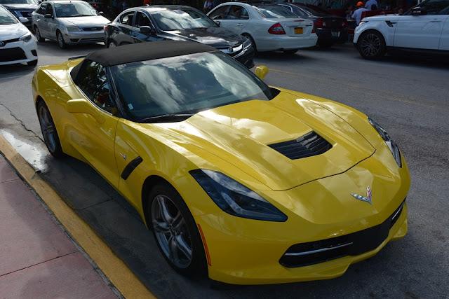 Miami Beach cars