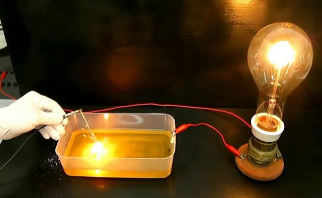 pengujian larutan elektrolit