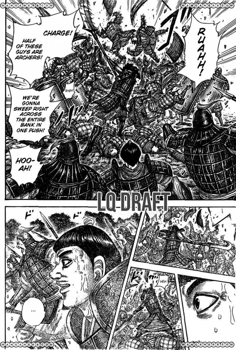 Kingdom - Chapter 461