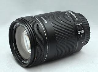 Jual Lensa Canon 18-135 IS Bekas