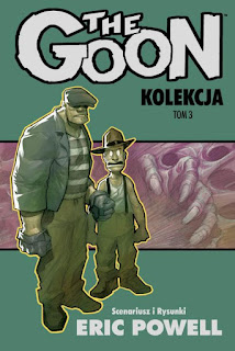 The Goon tom 3 okładka