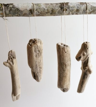 9 Great Natural Driftwood Christmas Holiday Decorations